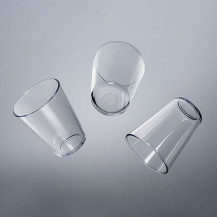 THE UNBREAKABLE GLASS CLEAR SHORT