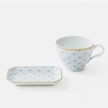 mg&gk フィナンシェと紅茶の器(七宝)