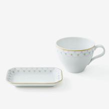 mg&gk フィナンシェと紅茶の器(波)