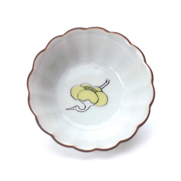 KUTANI SEAL 菊小鉢
