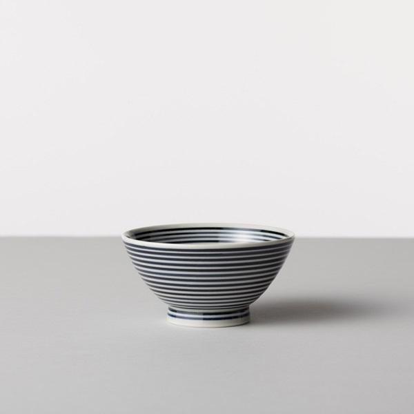 BARBAR 藍駒 茶碗 大