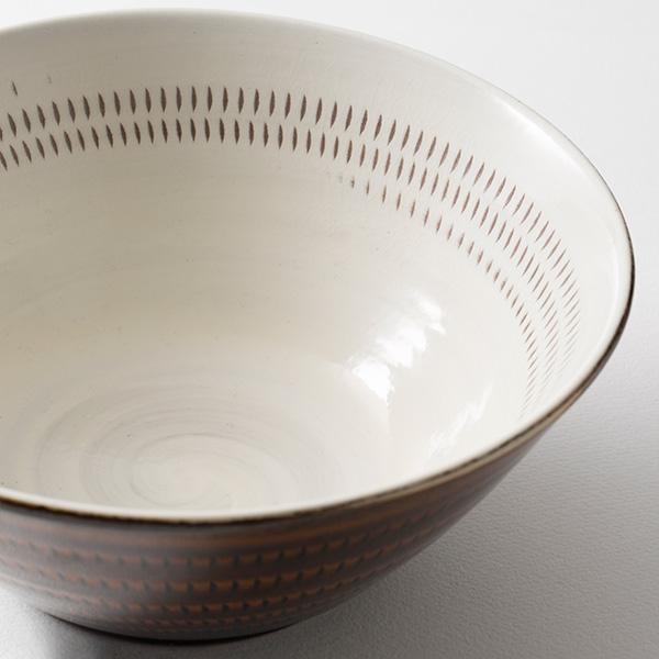小石原焼のラーメン鉢
