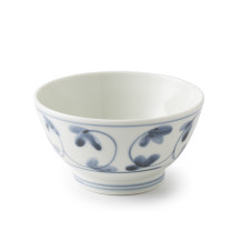 有田焼の飯茶碗 小
