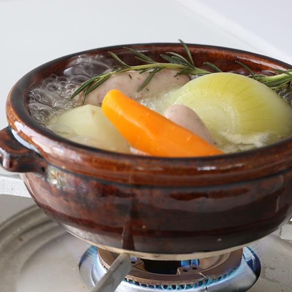 伊賀焼のスープボウル