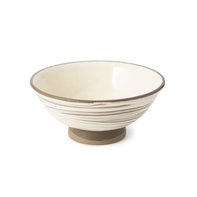 小鹿田焼の飯碗