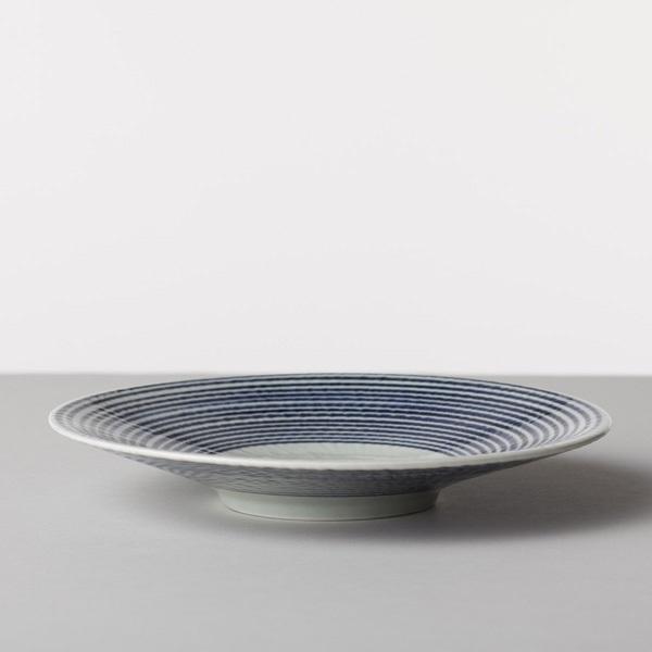 BARBAR 藍駒 皿 大皿