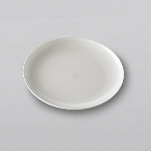 THE PLATE WHITE A4サイズ(直径210mm)