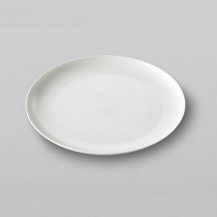 THE PLATE WHITE B4サイズ(直径257mm)