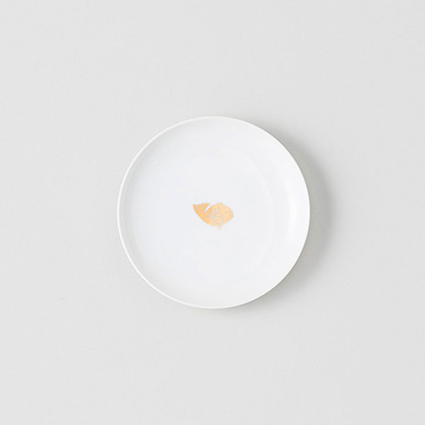 BARBAR 紅白 小皿