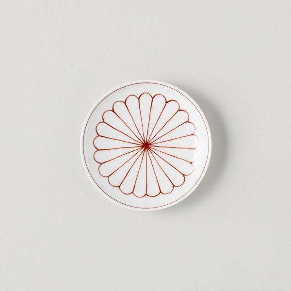 BARBAR 和文 赤 小皿