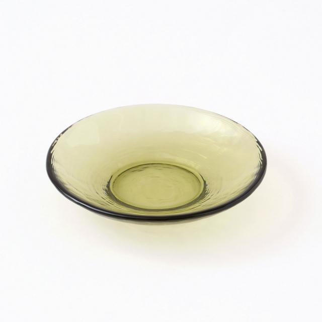 津軽びいどろの豆皿