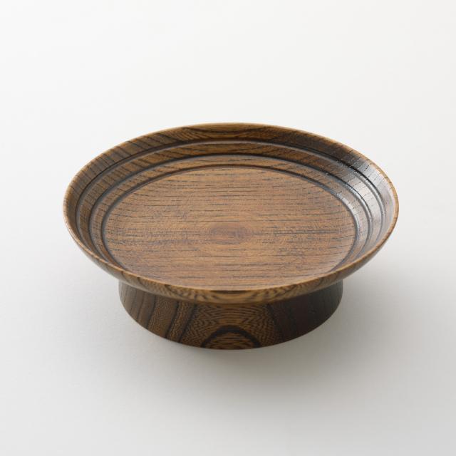 山中漆器の豆皿