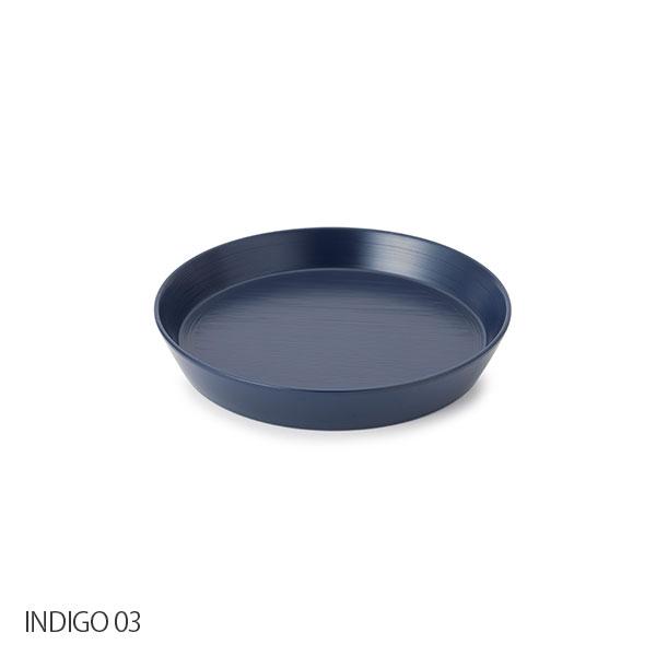 RIN&CO. 越前硬漆 平皿