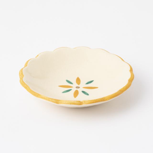 京焼清水焼の豆皿