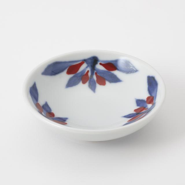 砥部焼の豆皿