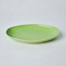 Koga tableware 六角オーバル皿