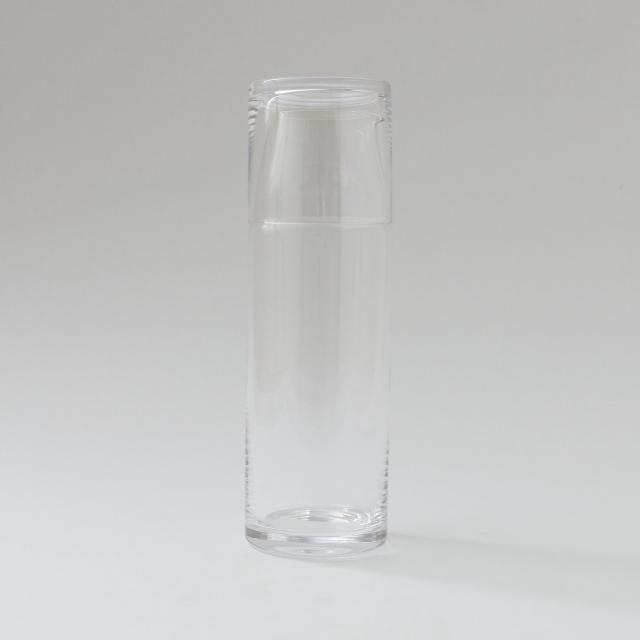 菅原工芸硝子 ナイトカラフェ クリア 720ml