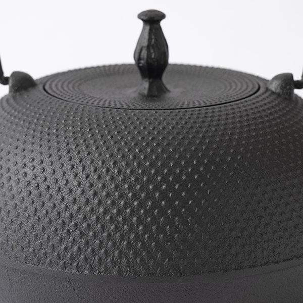 及源鋳造 南部鉄瓶  観月アラレ 1.2L