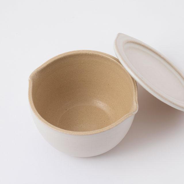 レンジ調理のうつわ 蒸し鉢