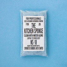 THE KITCHEN SPONGE
