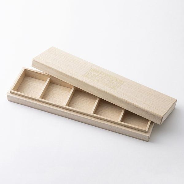 菓子木型の福よせ箸置き用5個箱