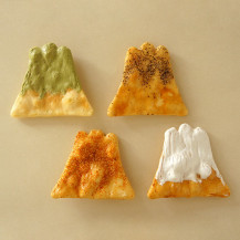 煎屋 手焼き煎餅富士山