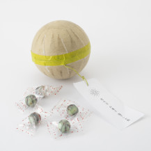 花火玉お菓子 ラムネ/塩すいか飴/クッキー