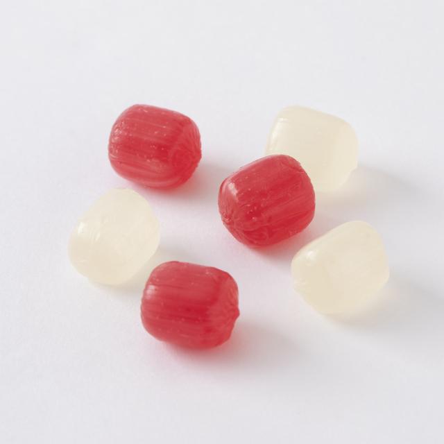 花火玉菓子 紅白飴