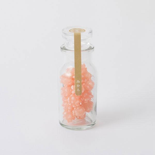 瓶入り糖花