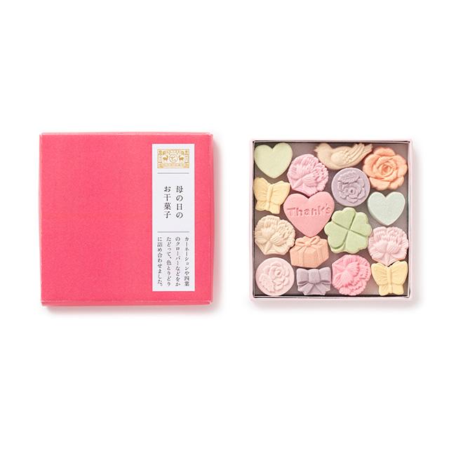 政七商店別注 母の日のお干菓子