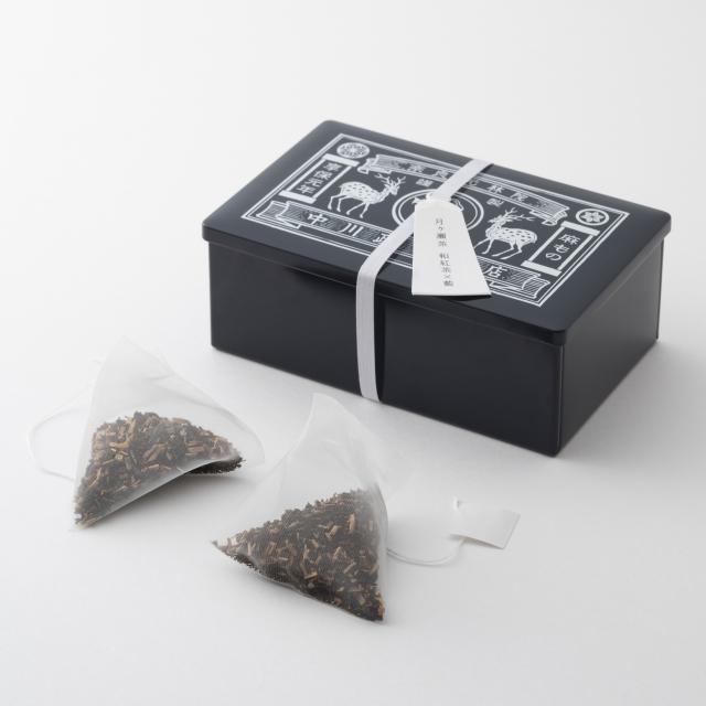 月ヶ瀬茶 和紅茶×藍