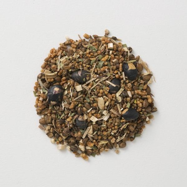 十七種のブレンド茶