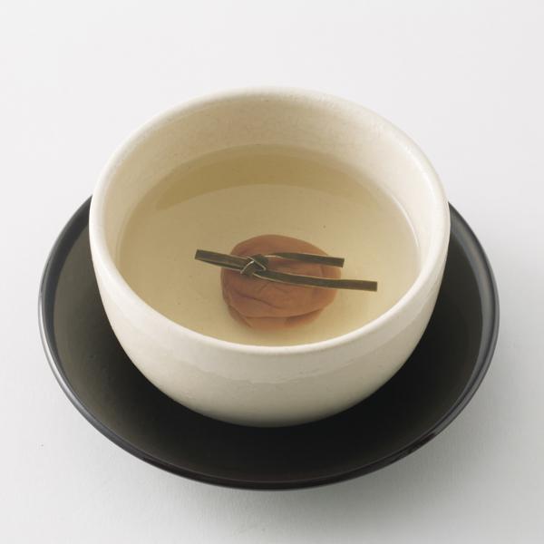 南高梅の大福茶