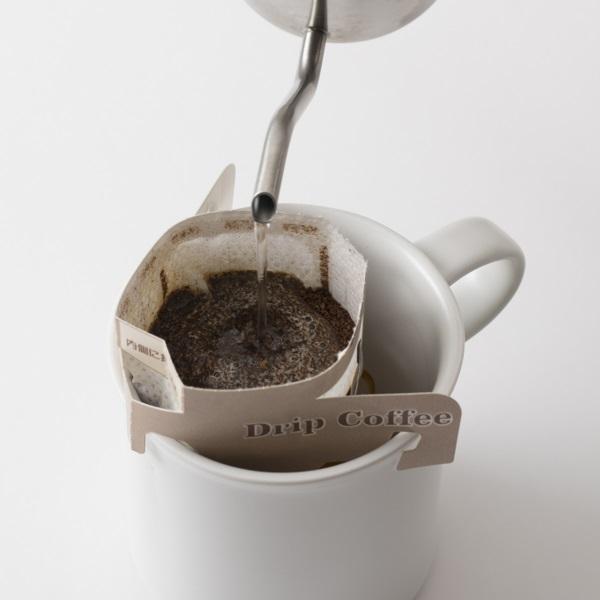 奈良藤枝珈琲焙煎所 ドリップバッグ おやすみ前のオーガニック カフェインレス 12g×6bags