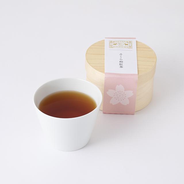 さくら和紅茶