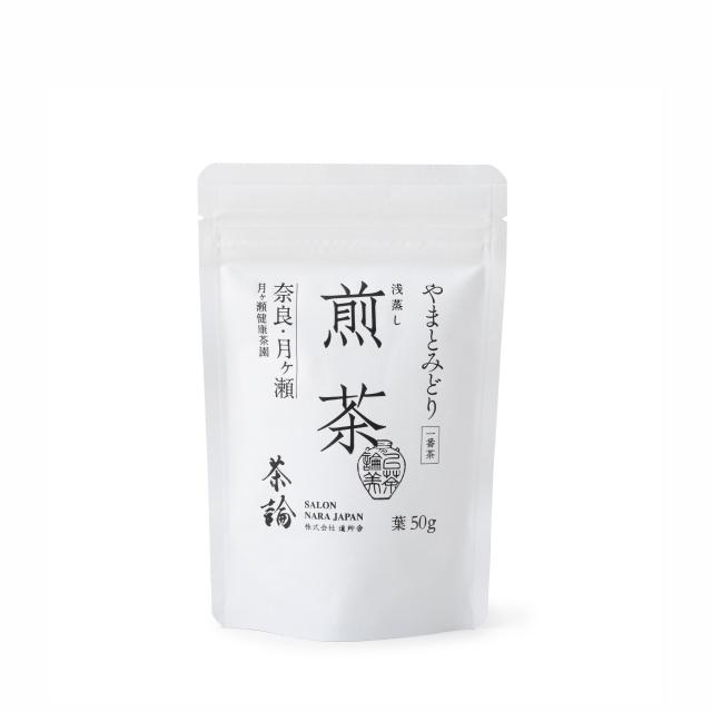 茶論 煎茶 月ヶ瀬健康茶園  50g
