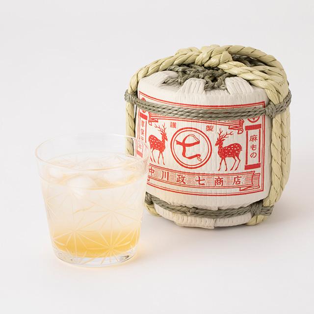 長野で造った梅シロップ