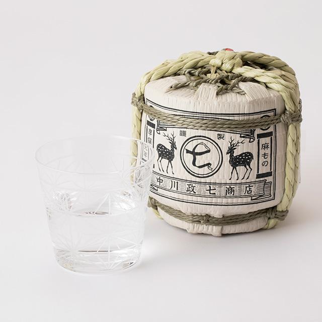 奈良で造った清酒
