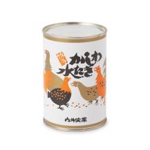 エヌチキン 博多かしわ水炊き 4号缶 425g