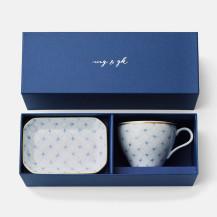mg&gk フィナンシェと紅茶の器 ギフトボックス