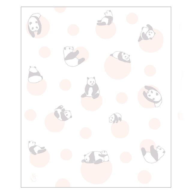 パンダの懐紙