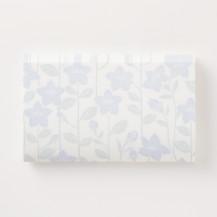 懐紙 小紋 桔梗