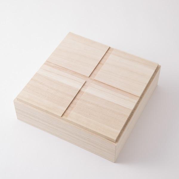 茶論 茶道具箱 小