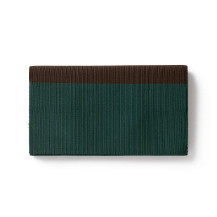 sufuto 茶論別注 絹綴手織懐紙入れ