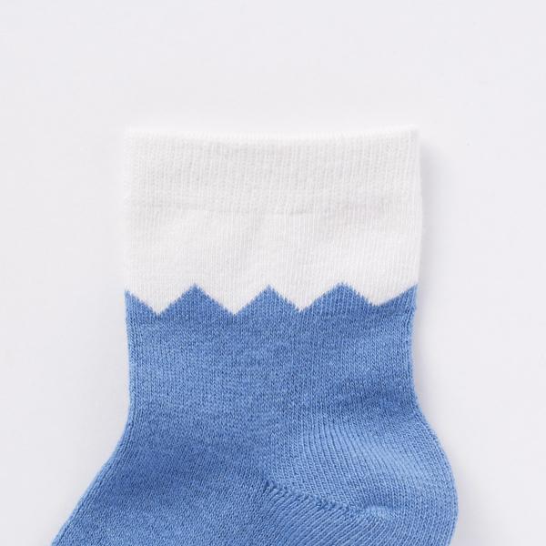 富士山 靴下
