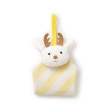 鹿のおやすみだっこタオル