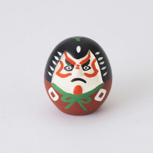 【東京限定】歌舞伎だるまみくじ【ご当地ものセール】