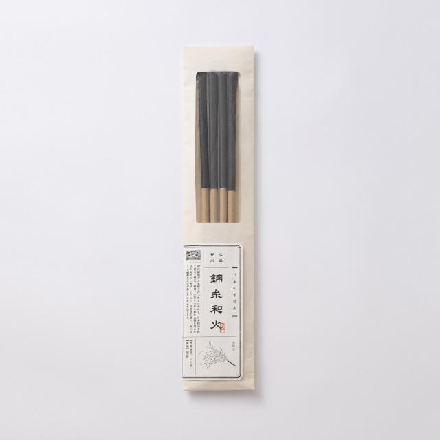 日本の手花火 錦糸和火