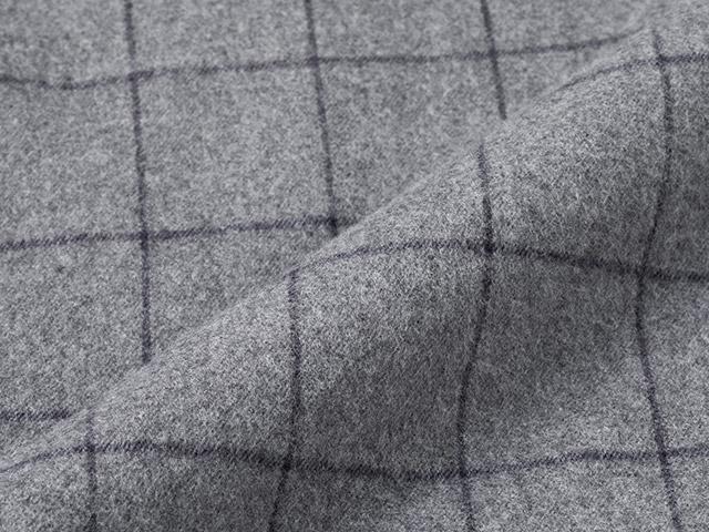 暖かみのあるなめらかな肌触りのネル素材