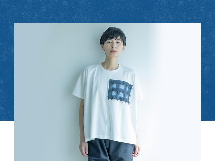きりばめTシャツ先行販売